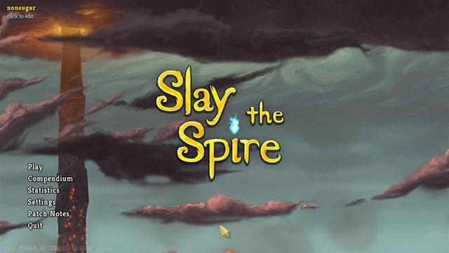 Slay the Spire:カード型ローグライク